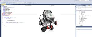 Повезивање Лего EV3 робота и C#